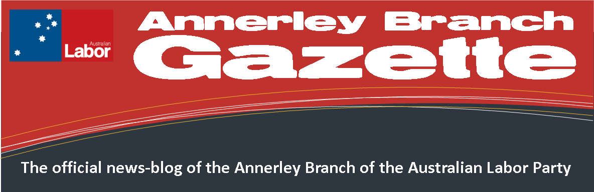 Annerley Branch Gazette