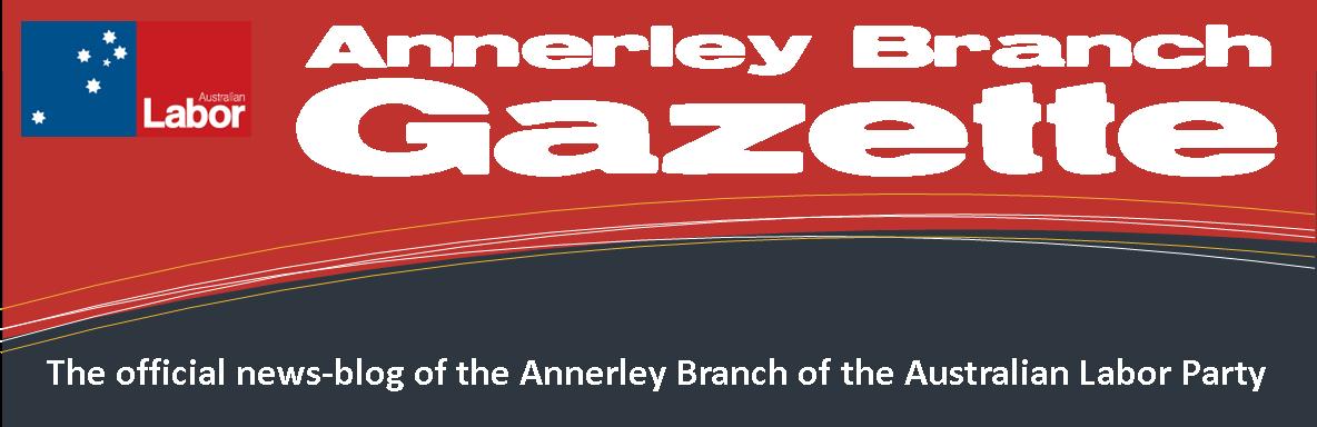 Annerley Branch Gazette