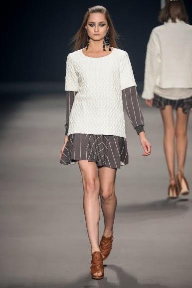 roupas bonitas desfile Juliana Jabour SPFW inverno 2014