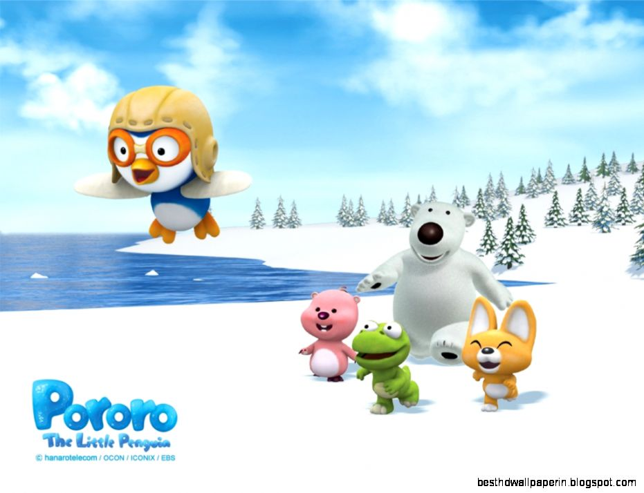 Cartoon pororo wallpaper best hd wallpapers view original size 3d cartoon pororo wallpaper thecheapjerseys Choice Image