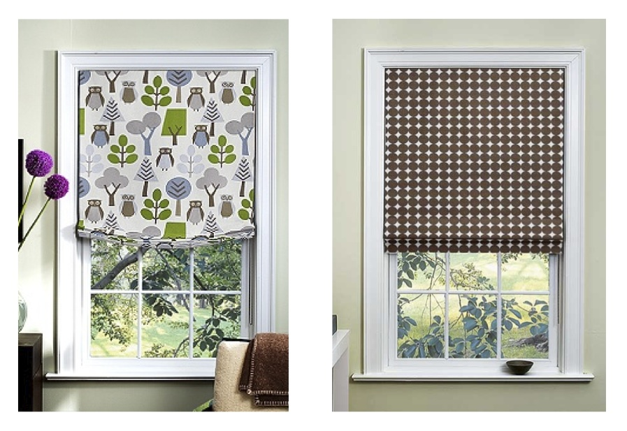 Casa da fl cortina perfeita para janelas pequenas - Cortinas para habitaciones pequenas ...