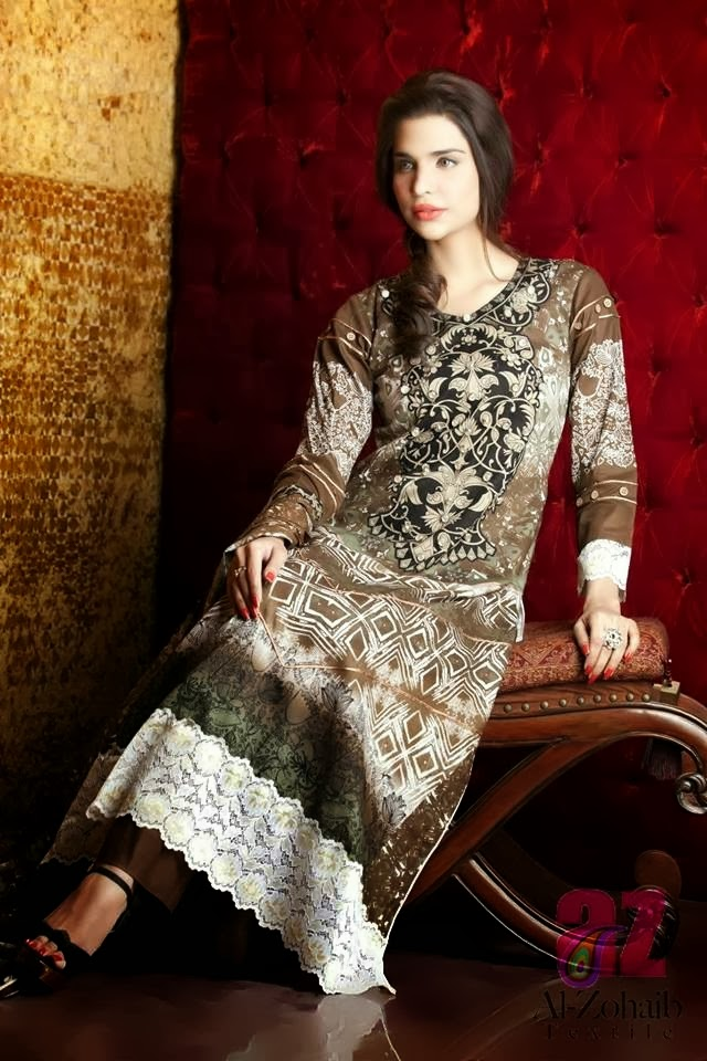 Designer Embroidered Classic Lawn Designs
