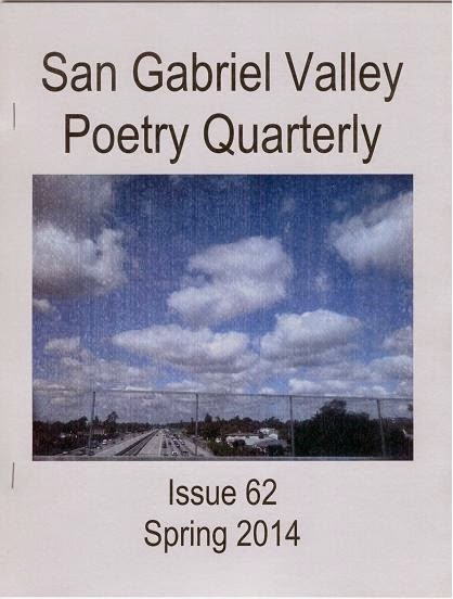 San Gabriel Valley Poetry Quarterly Spring 2014
