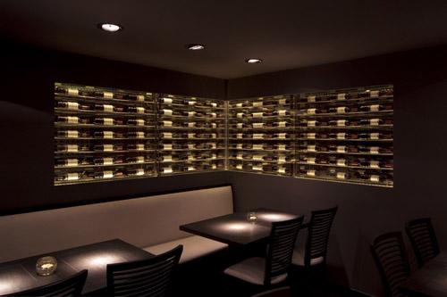 Dim Sum Bar by Hou de Sousa Interior Walls