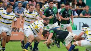 Tucumán Rugby bajó al puntero