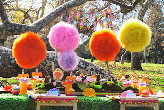Party Frosting: Lorax Party Ideas/Inspiration