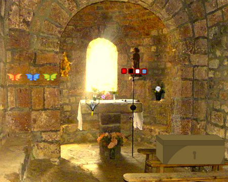 Juegos de Escape Ancient Stone Village Escape