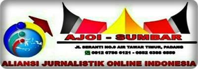 Aliansi Jurnalistik Online Indonesia - Sumbar