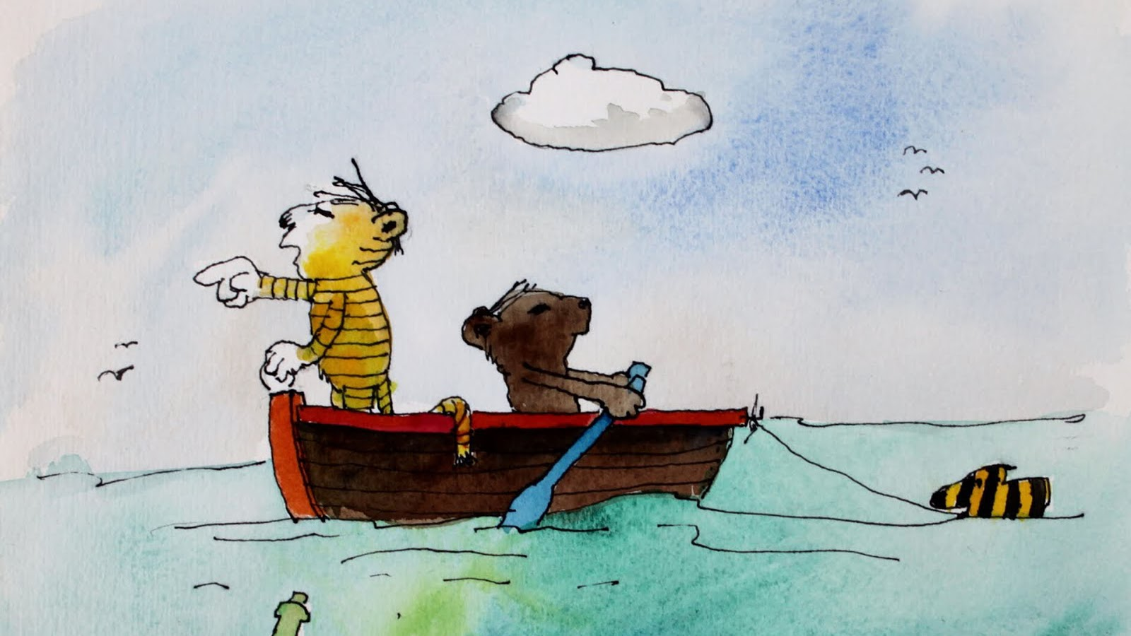 Blog de los niños: Vamos a buscar un tesoro