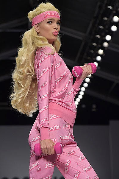 Milan Fashion Week_Moschino show 14