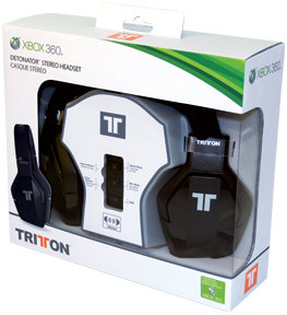 Tritton Detonator Stereo Headset
