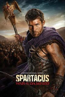 Spartacus War Damned 2013