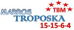 MARROS TROPOSKA TBM15-15-6-4