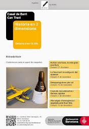 Barcelona: Cicle de conferències d'Història en 3D