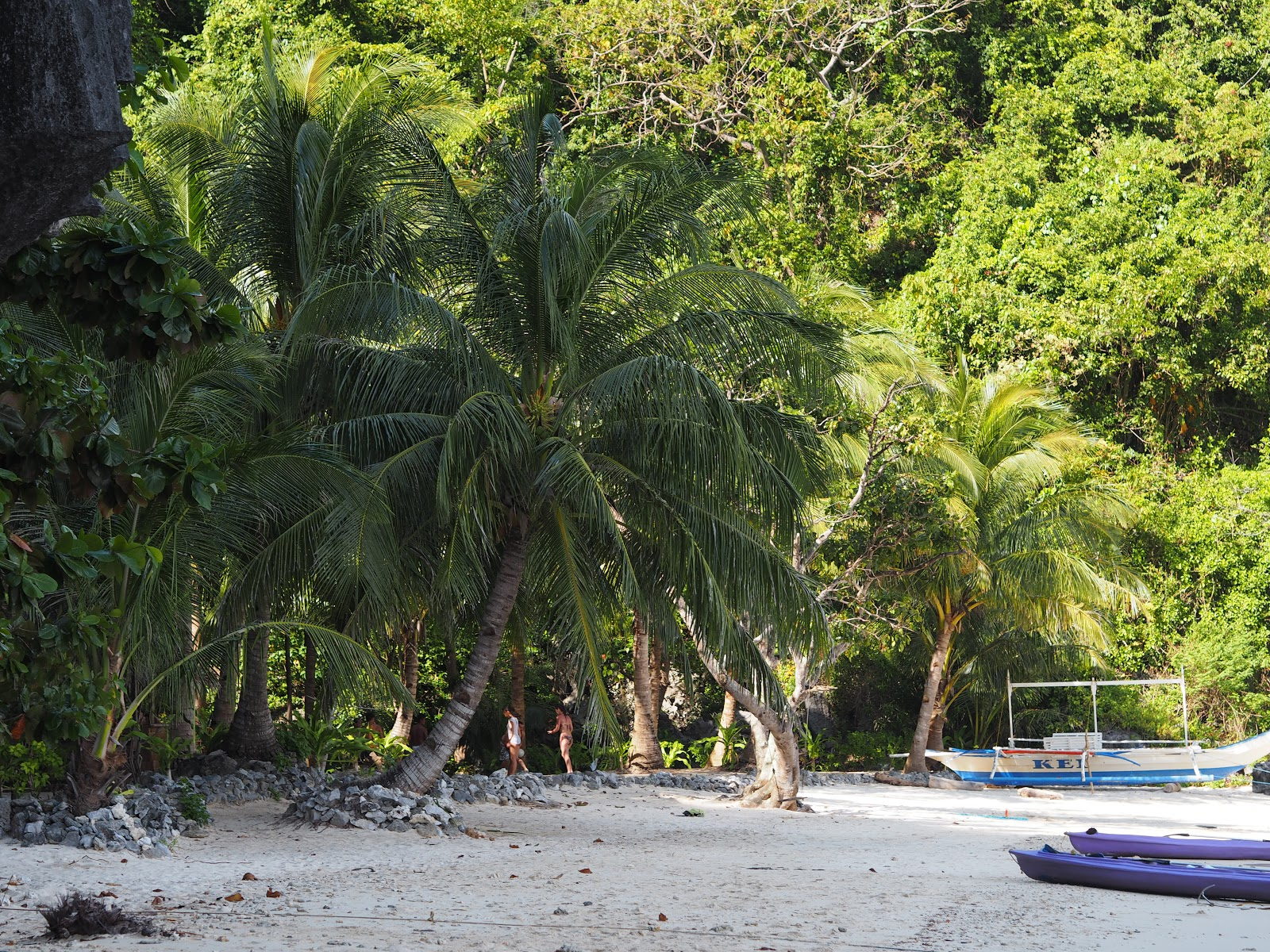 Miniloc Island, El Nido
