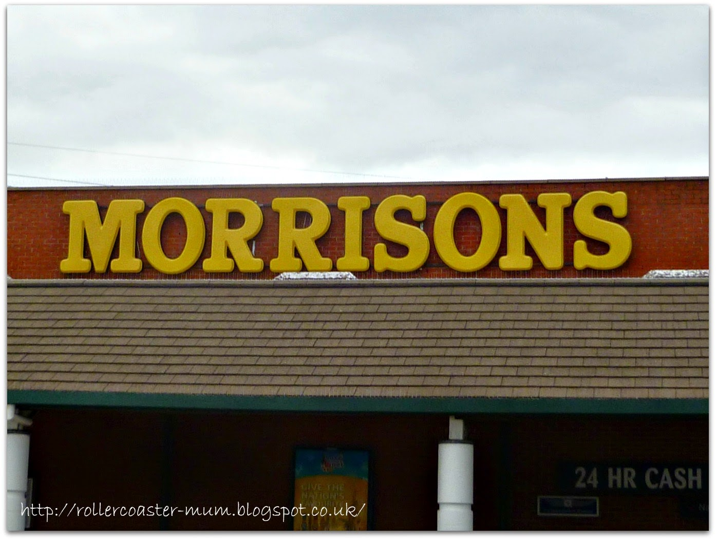 Morrisons sign #MorrisonsMum bank holiday shop