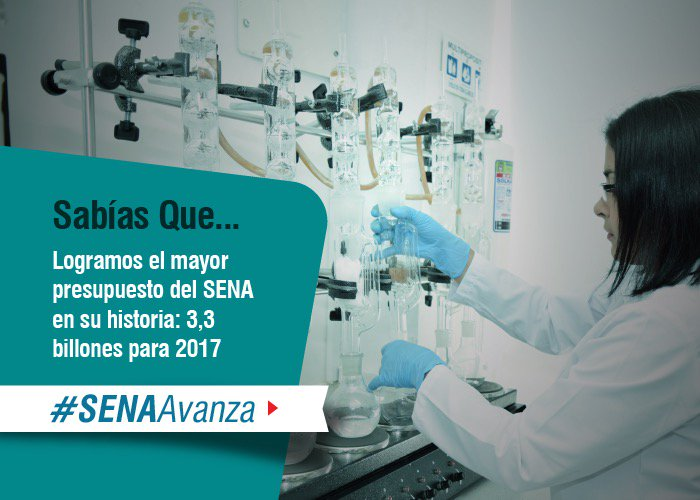 #SENA Avanza
