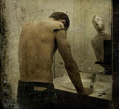 Pecado, Pecador, Máscara, Interior
