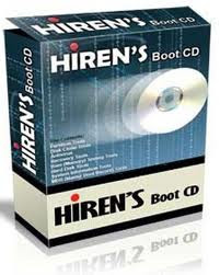Download Hiren's BootCD 15.1 Full Version Gratis Terbaru 2012
