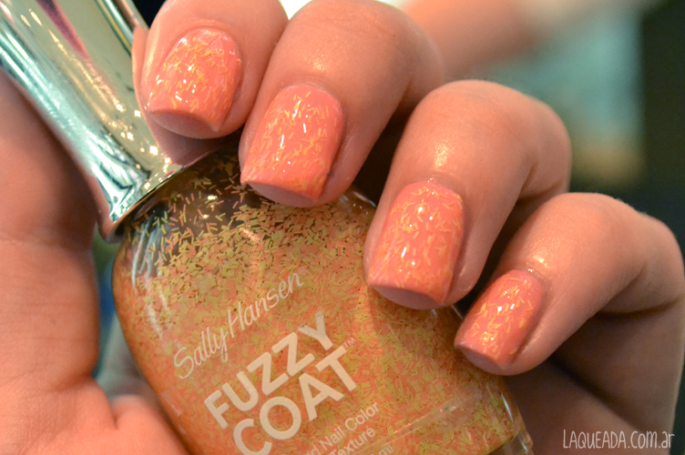 Sally Hansen - Fuzzy Coat