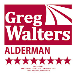 Greg Walters for Alderman