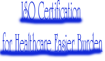 ISO Certification for Healthcare Easier Burden