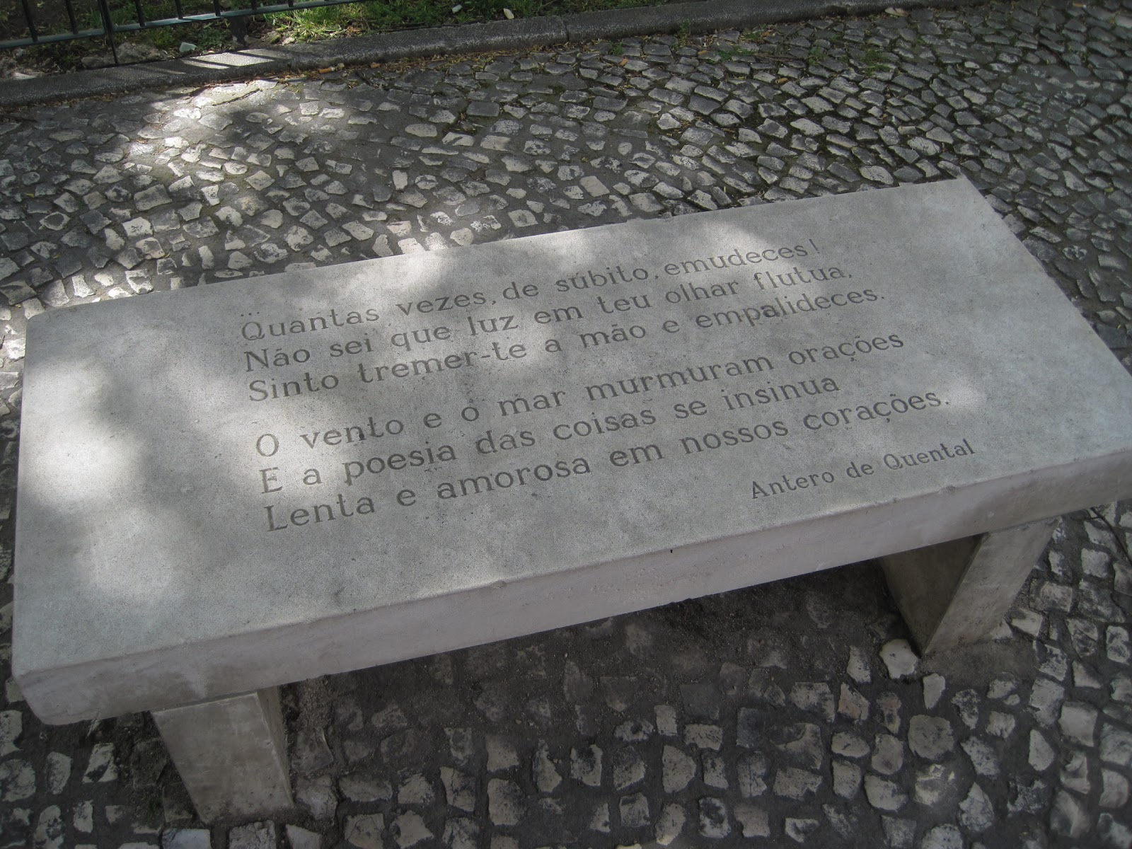 Nesta hora: Antero de Quental, 170 anos, hoje
