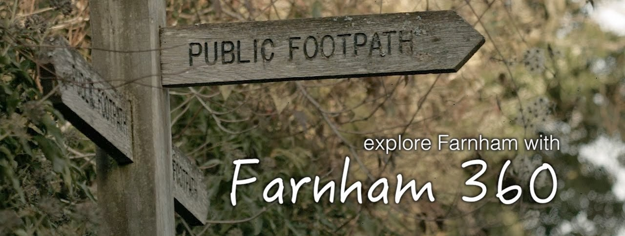 Documenting the life and people of Farnham, Surrey, UK.