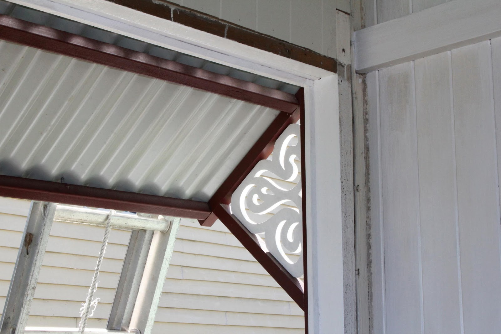 Diy Window Awnings : Awning window diy awnings