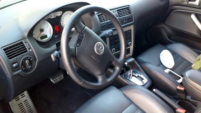 VW Golf GT 2.0 Automático 2013 - interior