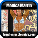 Monica Martin IFBB Pro Female Physique Competitor Thumbnail Image 2