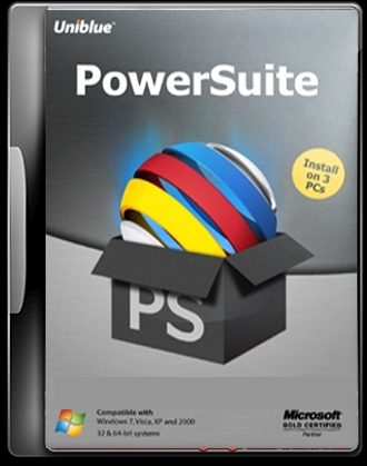 Uniblue PowerSuite Pro 2013 with Serial Key Free Download Full Version