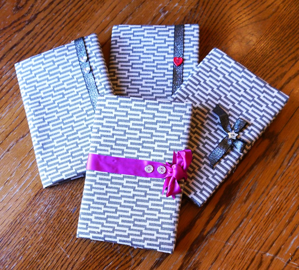 Hillarys crafternoon, Crafty Hen, how to, sewing, instructions, notebook cover, DIY, Glasgow