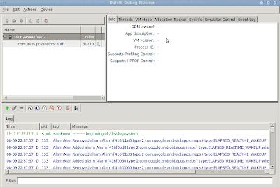 Imagen de la solución del error W_ddms: Unable to get frame buffer: insufficient permissions for device en la Asus Eee Pad Transformer TF101