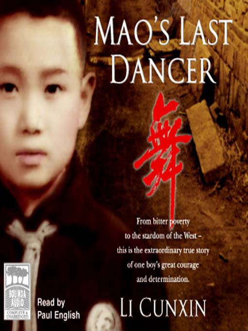 maos last dancer review Mao's last dancer-chapter 2 series of events 1 cunxin describes how his parents are hardworking and fighting to survive against the famine and to protect their seven.