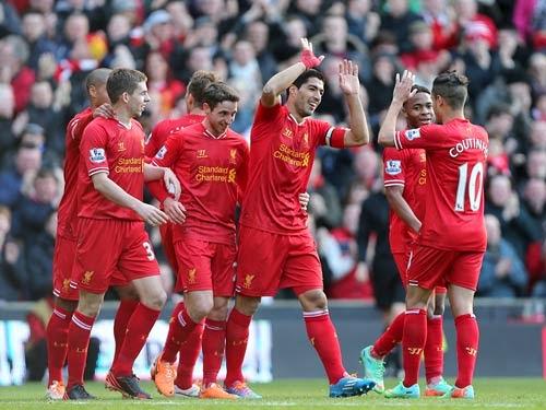 Một lối chơi gắn kết, tinh thần tập thể đã giúp Liverpool có cơ hội tranh hùng