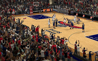 NBA 2K13 Atlanta Hawks Crowd Fix