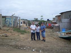 Entrega de Viveres - Puerto Engabao