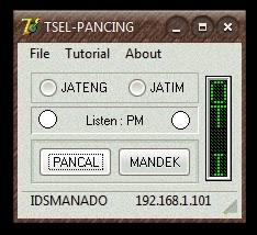 Inject Telkomsel Pancing 19 Desember 2014