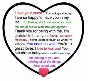 Kata-Kata Cinta yang Romantis Buat Kekasih 2012