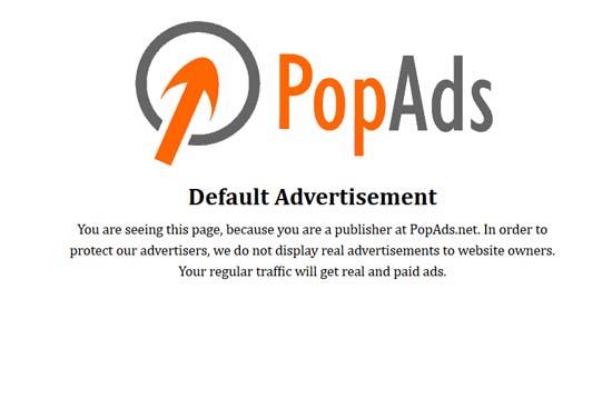 PopAds - Satu Lagi Cabang Blogger Buat Duit