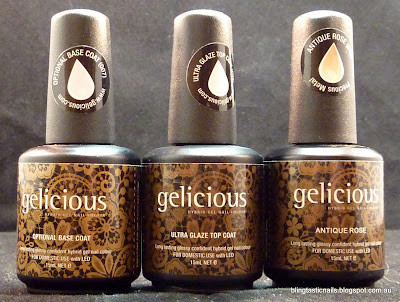 Gelicious Antique Rose