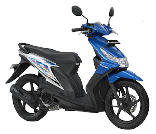 Daftar Harga Motor Honda Beat oktober 2012