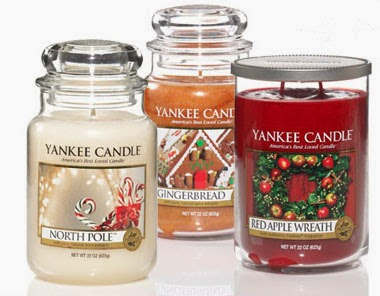 Yankee Candle Fundraiser - Order by Oct. 20, 2014