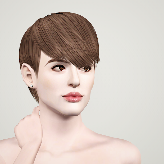 sims 3 raon male hair