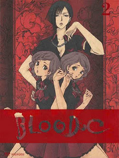 Blood-C Original Soundtrack Vol.1