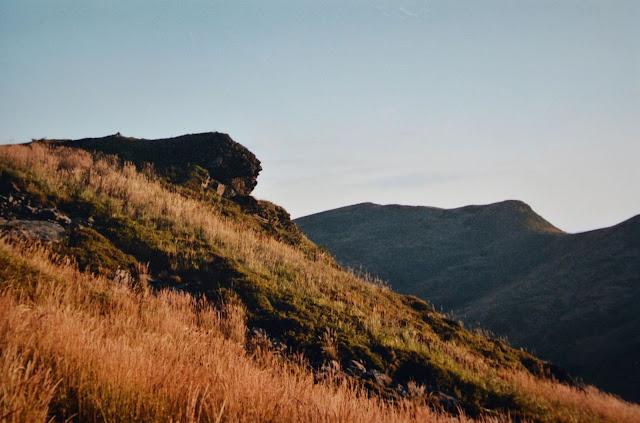 Bieszczady. Szlak przez Przełęcz Goprowską