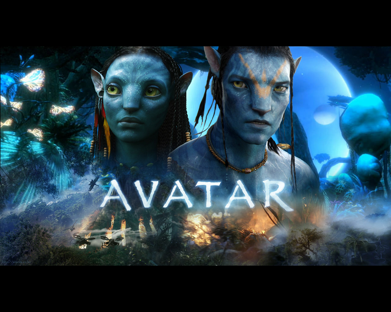 Avatar a constantly racing mind
