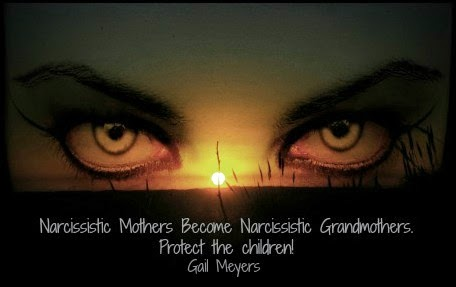 Narcissistic Grandmother and Your Children by Gail Meyers