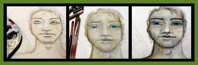 Drawing a Whimsical Male / Boy